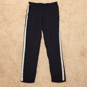 L'agence Black Light Weight Bamboo Pants!!
